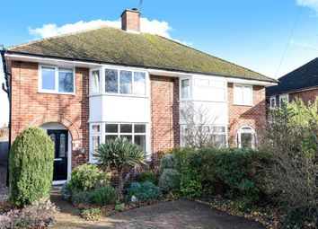 Thumbnail 4 bedroom semi-detached house to rent in Ashlong Road, Headington