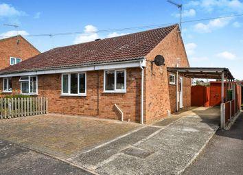 Thumbnail 2 bed semi-detached bungalow for sale in Sandringham Drive, Heacham, King's Lynn