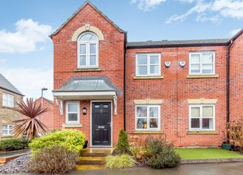 Thumbnail 3 bed town house for sale in Marquess Way, Manchester, Greater Manchester