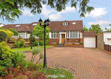 Thumbnail 3 bed bungalow for sale in Green Lane, St Albans, Hertfordshire
