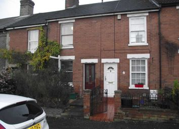 2 bed terraced house to rent in St. Albans Road, Colchester CO3