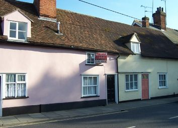 Thumbnail 2 bed terraced house to rent in Angel Street, Hadleigh, Ipswich, Suffolk