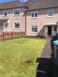 Thumbnail 3 bed terraced house to rent in Wellside Quadrant, Airdrie