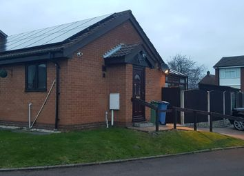 Thumbnail 2 bed bungalow to rent in Withorn Mews, Mansfield