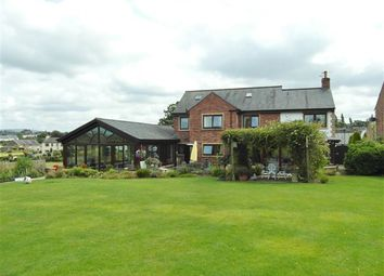Thumbnail 4 bed detached house for sale in Holme Meadow, Cumwhinton, Cumwhinton, Carlisle, Cumbria