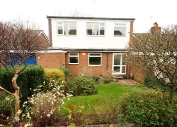 Thumbnail 4 bed detached house to rent in Tarnside Close, Stockport
