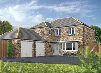 Thumbnail 4 bed detached house for sale in Tamar Meadows, Gunnislake