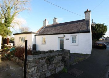 Thumbnail 2 bed detached bungalow for sale in Camwy, High Street, Brynsiencyn