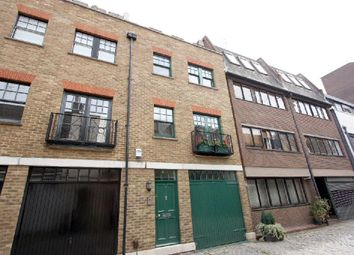 Thumbnail 3 bedroom property to rent in Brownlow Mews, Bloomsbury, London