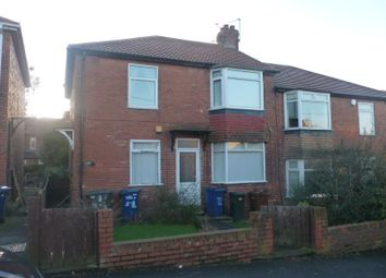 Thumbnail 2 bed flat to rent in Silverhill Drive, Fenham, Newcastle Upon Tyne
