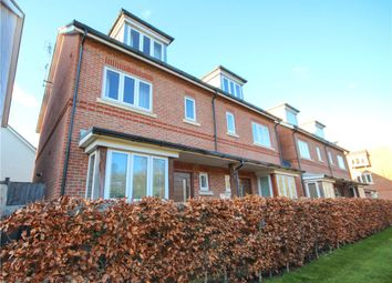 Thumbnail 3 bed semi-detached house for sale in Blackthorns, Fleet