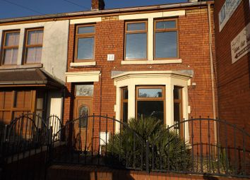Thumbnail 2 bed terraced house for sale in Victoria Road, Port Talbot, Neath Port Talbot.