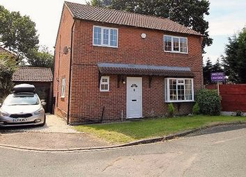 Thumbnail 4 bed detached house for sale in Ashbourne Way, York
