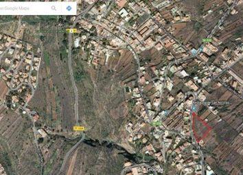 Thumbnail Land for sale in 38360 El Sauzal, Santa Cruz De Tenerife, Spain