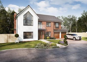 Thumbnail 4 bed detached house for sale in Fallow Park, Rugeley Road, Hednesford, Cannock