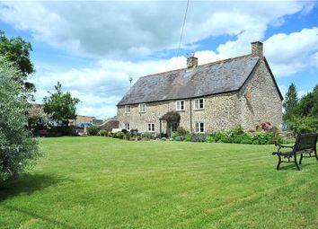Thumbnail 4 bed equestrian property for sale in Nyland, Gillingham, Dorset