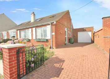 Thumbnail 2 bed bungalow for sale in High Stanghow, Lingdale, Saltburn-By-The-Sea