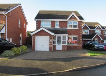 Thumbnail 4 bed detached house to rent in Stonehaven, Amington, Tamworth, Staffordshire
