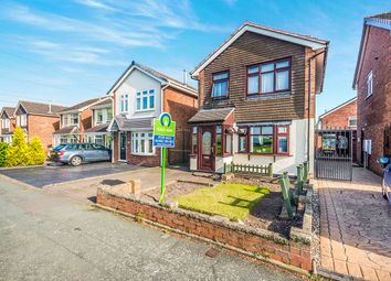 Thumbnail 3 bed detached house for sale in Linthouse Lane, Wolverhampton