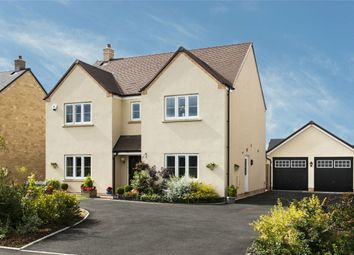 Thumbnail 4 bed detached house for sale in Beckford Road, Alderton, Tewkesbury, Gloucestershire