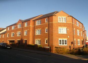 Thumbnail 1 bed flat to rent in Thomas Street, Tamworth