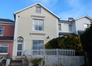 Thumbnail 5 bed terraced house for sale in Quinta Road, Torquay