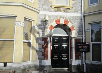 Thumbnail 1 bedroom flat to rent in Houndiscombe Road, Mutley, Plymouth
