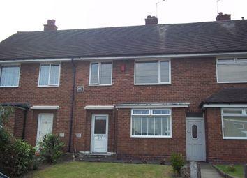 Thumbnail 2 bedroom terraced house to rent in Sheldon Heath Road, Birmingham