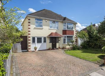 Thumbnail 4 bed detached house for sale in Churchill Road, St. Albans
