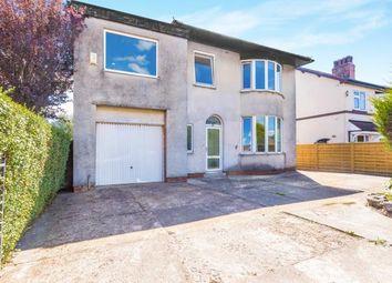 Thumbnail 4 bedroom detached house for sale in Black Bull Lane, Fulwood, Preston, Lancashire