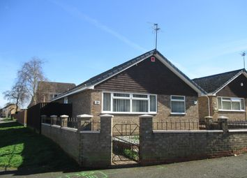 Thumbnail 2 bed detached bungalow for sale in Southbrook, Kingswood, Corby
