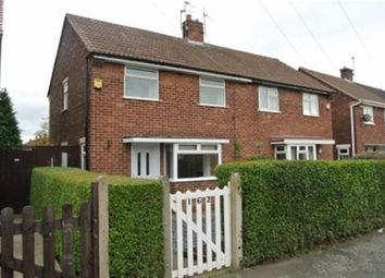 Thumbnail 2 bed semi-detached house to rent in Briar Gate, Long Eaton, Nottingham