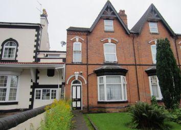 Thumbnail Studio to rent in Arthur Road, Erdington, Birmingham