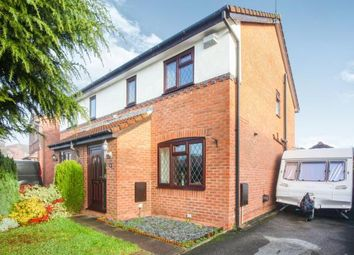Thumbnail 3 bed semi-detached house for sale in Barnbrook Close, Winsford, Cheshire