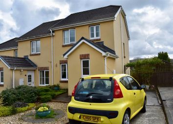 Thumbnail 2 bed end terrace house for sale in Fforest Fach, Tycroes, Ammanford