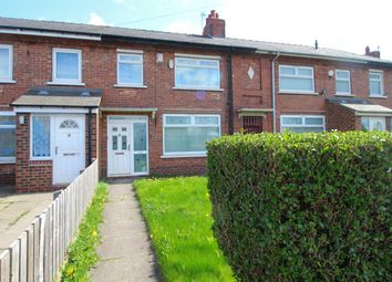 Thumbnail 3 bed terraced house to rent in West Lane, Middlesbrough