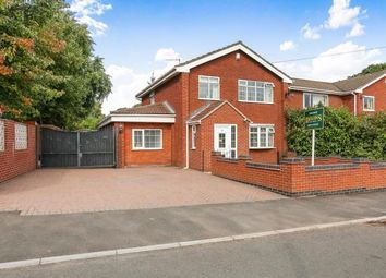 Thumbnail 3 bed detached house for sale in Craven Avenue, Binley Woods, Coventry, Warwickshire