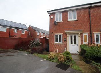 Thumbnail 2 bed semi-detached house for sale in Springfield Crescent, Huyton, Liverpool