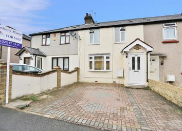 Thumbnail 4 bed terraced house for sale in The Crescent, Greenhithe
