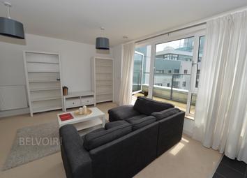 Thumbnail 2 bed flat to rent in Maritime Walk, Southampton