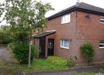 Thumbnail 1 bedroom maisonette to rent in Kercroft, Two Mile Ash, Milton Keynes