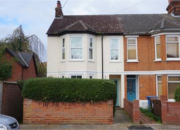 Thumbnail 3 bedroom semi-detached house for sale in Rosehill Road, Ipswich