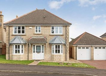 Thumbnail 4 bed detached house for sale in Cunningham Gardens, Houston, Johnstone