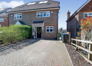 Thumbnail 4 bed semi-detached house for sale in Tupwood Gardens, Caterham, Surrey, .
