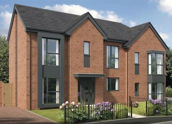 Thumbnail 2 bed semi-detached house for sale in Papenham Green, Canley, Coventry, West Midlands