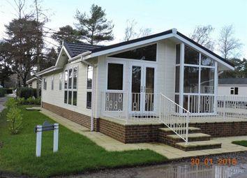 Thumbnail 2 bedroom bungalow for sale in Monterey Close, Ferndown, Dorset