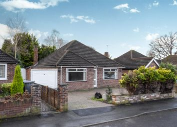 Thumbnail 3 bed detached bungalow for sale in Crosslands, Chertsey