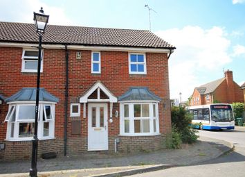 Thumbnail 2 bed property to rent in Markham Close, Fairford Leys, Aylesbury