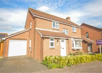 4 bed detached house for sale in Brett Drive, Bromham MK43