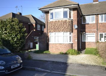 Thumbnail 2 bed maisonette for sale in Horsbere Road, Hucclecote, Gloucester